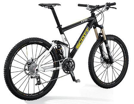 Scott Genius Mc 10 Catalogo Biciclette Scott Genius 2007