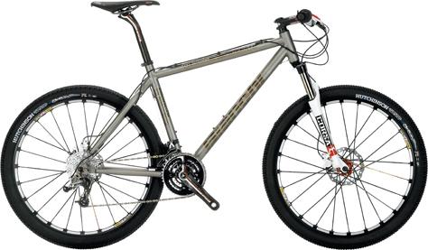 Bianchi Oetzi 9800 Titanium Sram X0 Disc Catalogo Biciclette