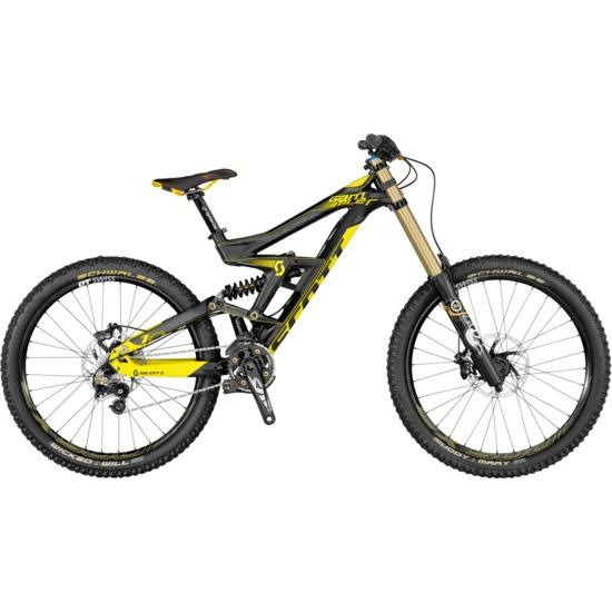 Scott Gambler Wc 10 Catalogo Biciclette Scott Downhill 2012