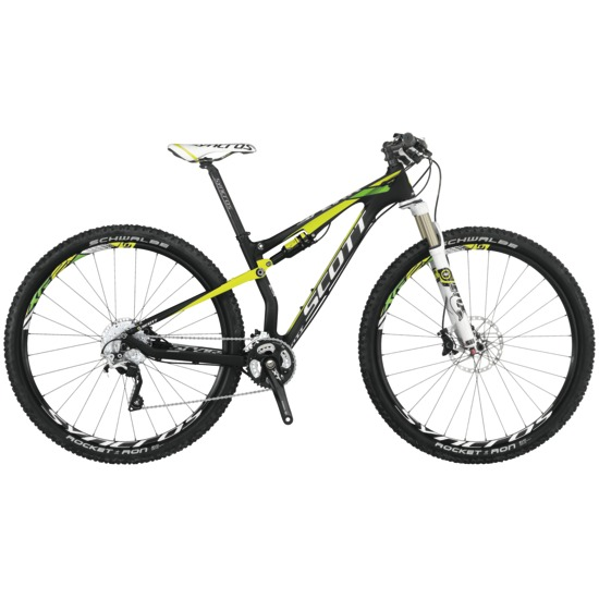 Contessa Spark 900 RC - Scott